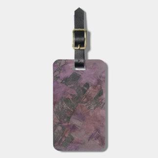 Haze II Travel Bag Tags