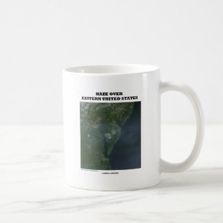Haze Over Eastern United States (Picture Earth) Mugs