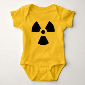Hazmat Baby Bodysuit