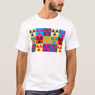 Hazmat Pop Art T-Shirt