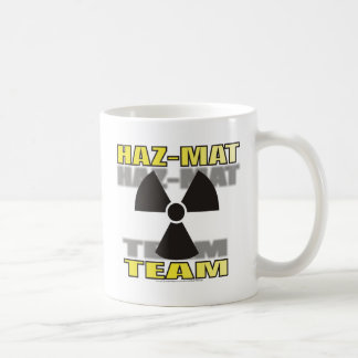 HAZMAT TEAM COFFEE MUG