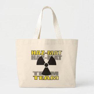 HAZMAT TEAM LARGE TOTE BAG