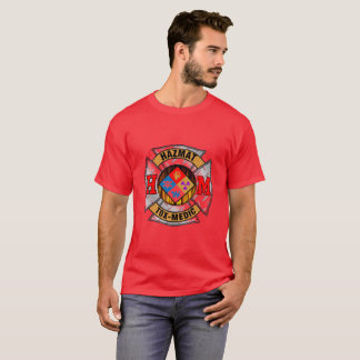 Hazmat Tox-Medic Maltese Cross T-Shirt