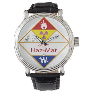 HAZMAT Watch