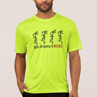 Hazopelli II - Hike Arizona it ROCKS! T-Shirt