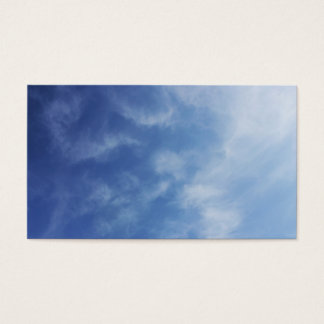 Hazy Cloud Business Card