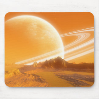 Hazy Day on Annovia Mouse Pad
