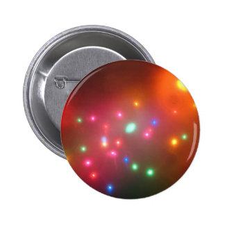Hazy Lights 2 Inch Round Button