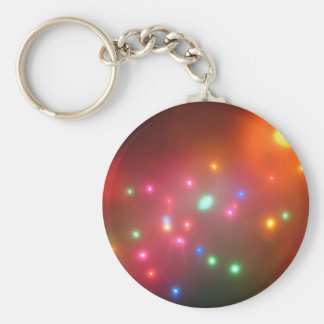 Hazy Lights Keychain