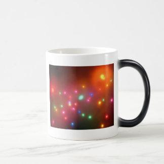 Hazy Lights Morphing Mug