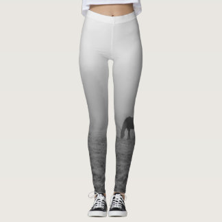 Hazzy Grazing Grayscale Leggings