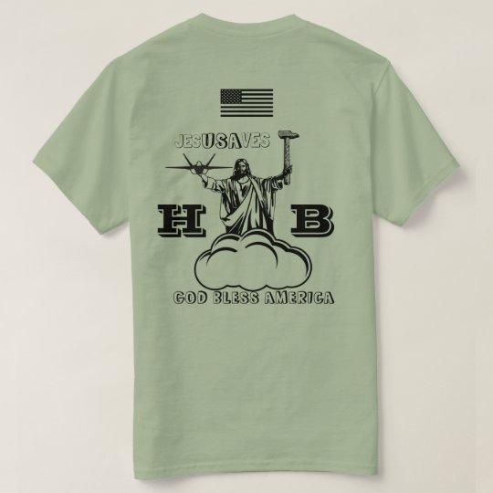 HB Jesusaves T-Shirt