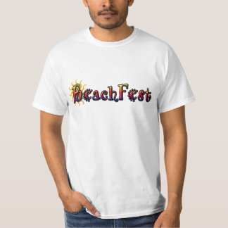 HB Reel Apparel Beachfest shirt