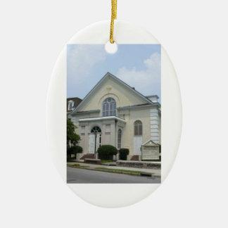 hc ceramic ornament