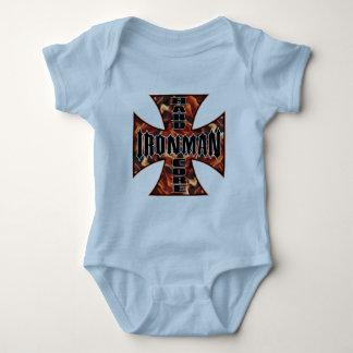 HC Ironman Baby Bodysuit