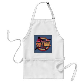 HCSSL Softball League Products Standard Apron