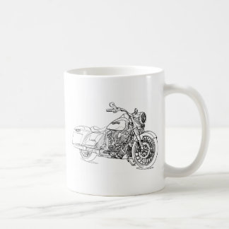 HD RoadKing naked 2017 Coffee Mug