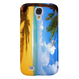 HD Tropical Beach Case For Samsung Galaxy S4