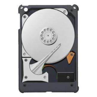 HDD inside iPad Mini Case