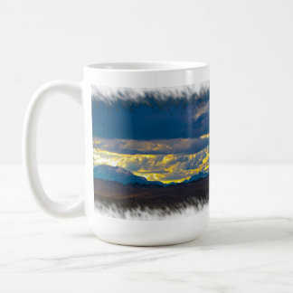 HDR Sierra Nevada Coffee Mug