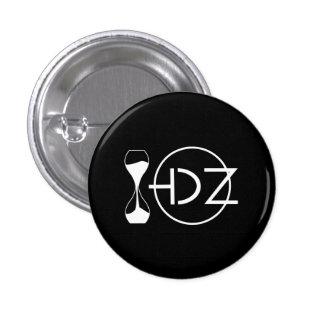 HDZ button black