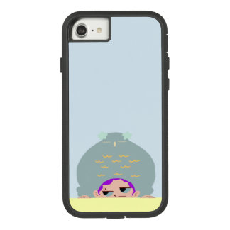 He-be cool girl Case-Mate tough extreme iPhone 8/7 case