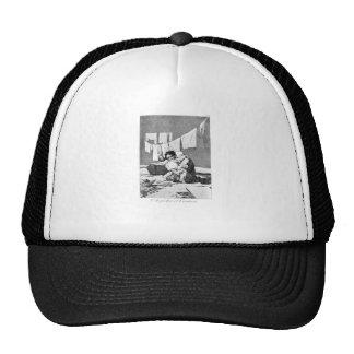 He broke the pitcher by Francisco Goya Trucker Hat