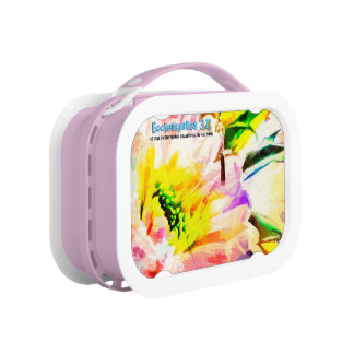 He Did Everything Beautiful In His Time Lunch Box