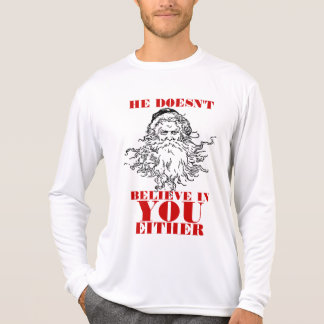 He Doesn't Believe In You Either Sweater