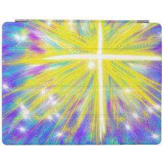 He is Risen Easter Christian Modern Art Design iPad Cover
