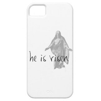 he is risen jesus christ easter lds mormon case for the iPhone 5