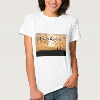 He is Risen! T-shirts