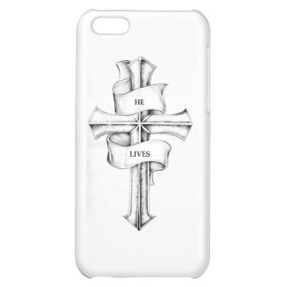he lives iPhone 5C covers