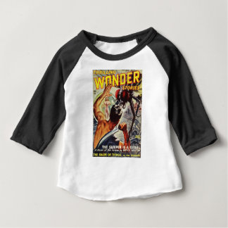 he Needs a Fly Swatter Baby T-Shirt