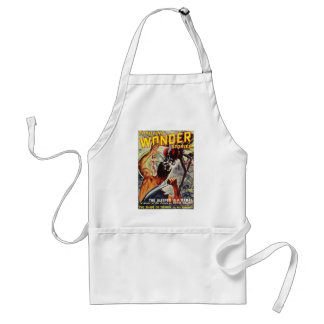 he Needs a Fly Swatter Standard Apron