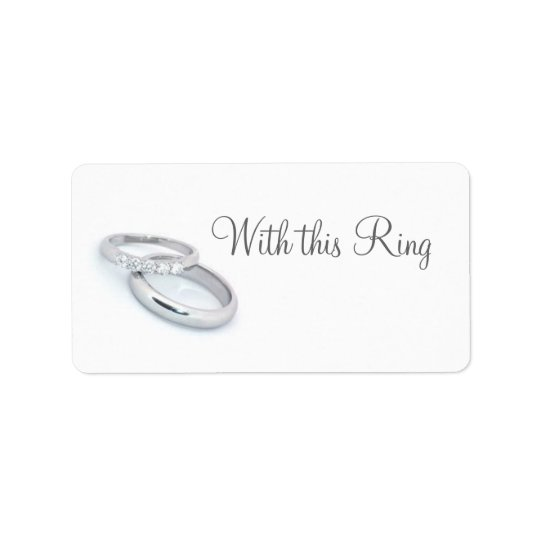 He Put a Ring on It/save the date