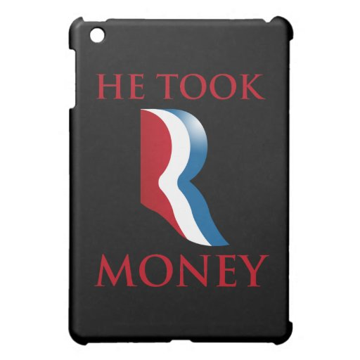 HE TOOK R MONEY.png iPad Mini Cases