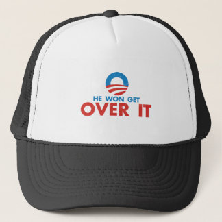 HE-WON-GET-OVER-IT TRUCKER HAT