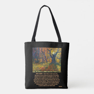 Head and Heart - Nature Totebag Tote Bag