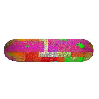 Head Back Custom Skate Board