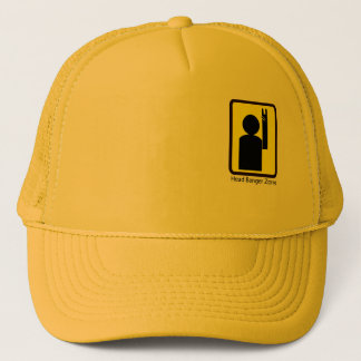 HEAD BANGER TRUCKER HAT