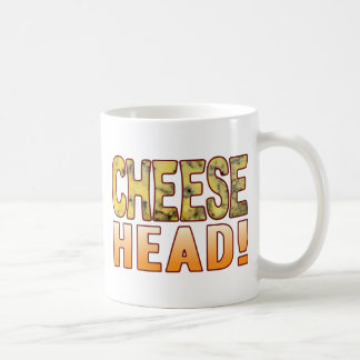 Head Blue Cheese Coffee Mug