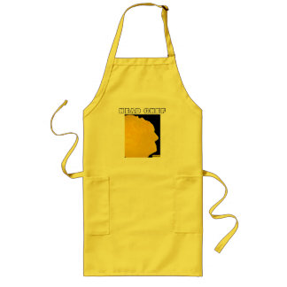 Head Chef Pancake Art Apron