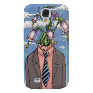 Head in the  Clouds Galaxy S4 Cases