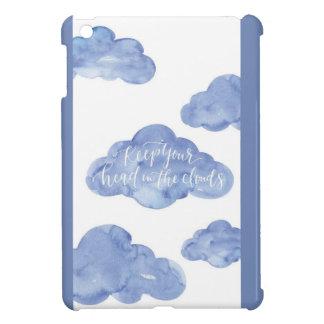 Head inthe Clouds Case Savvy Glossy iPad Mini Case