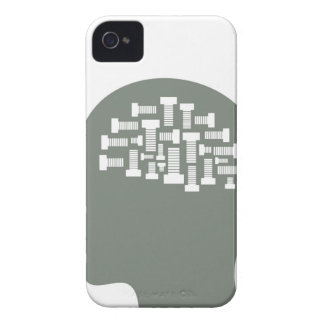 Head iPhone 4 Case-Mate Cases