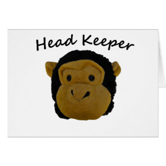 Head Keeper Card