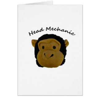 Head Mehanic Card