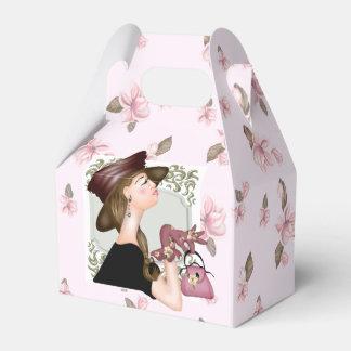 HEAD MODEL CARTOON GABLE Favor Box