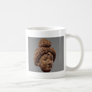 Head of a Buddha or Bodhisattva Coffee Mug